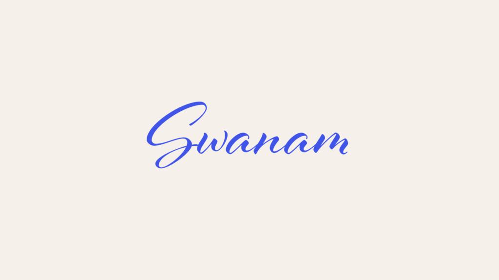 Swanam